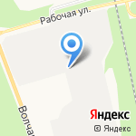 Газтехника на карте Белгорода