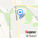 Адриэл на карте Белгорода