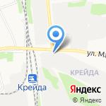 ЯСНЫЕ ЗОРИ ТРЕЙД на карте Белгорода