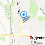 ЛЭДГрупп на карте Белгорода