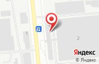 Схема проезда до компании ТехникЭлектро в Белгороде