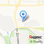 Garazh31 на карте Белгорода