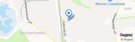 Belpanel на карте Белгорода