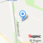 Izovol на карте Белгорода