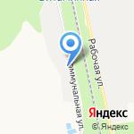 РВС на карте Белгорода