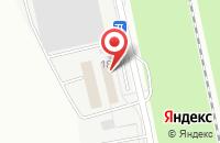 Схема проезда до компании BasicDecor в Белгороде