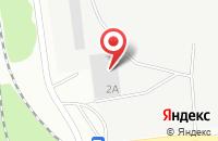 Схема проезда до компании Abiline в Белгороде
