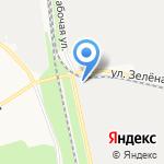 Белвентстрой на карте Белгорода