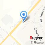 Садко на карте Белгорода