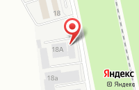 Схема проезда до компании Хаэр в Белгороде