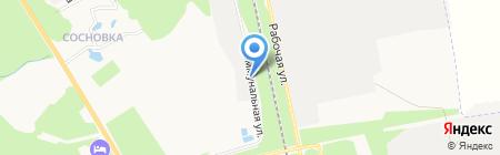 Sklad31.ru на карте Белгорода
