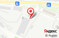 Схема проезда до компании ТДВ в Белгороде