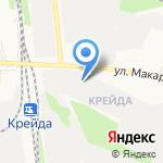 ТЕРМЕКС на карте Белгорода