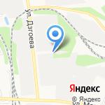 ТБМ-Черноземье на карте Белгорода