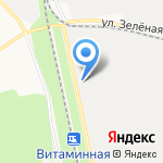 Эскофот на карте Белгорода
