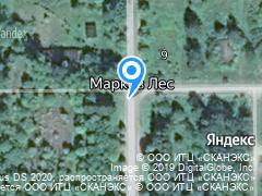 Московская область, поселок Марков лес, Клинский район