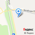 Движение на карте Белгорода