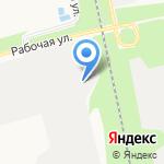 Жестянщик на карте Белгорода
