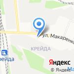 Почтовое отделение №13 на карте Белгорода