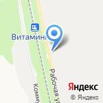 БелЛюкс на карте Белгорода