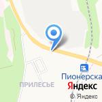 BKF SERVICE на карте Белгорода