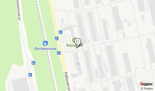 Белзайм. Схема проезда в Белгороде