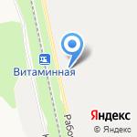 Полисинтез на карте Белгорода