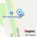 Нефтехим-инжиниринг на карте Белгорода