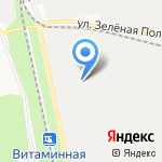 Сим-Сим на карте Белгорода
