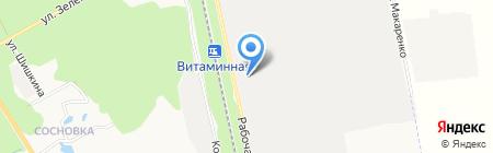 МиГ-ЛОГИСТИК на карте Белгорода