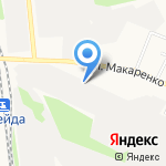 БелгородТоргСнаб на карте Белгорода