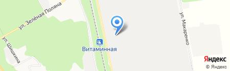 СИА-Интернейшнл на карте Белгорода