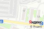 Схема проезда до компании Ваша улыбка в Белгороде