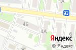 Схема проезда до компании ИВА в Белгороде