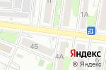 Схема проезда до компании Fanfan в Белгороде