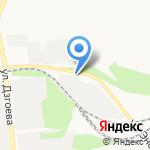 АрБет на карте Белгорода