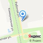 Белгородский завод полимерных материалов на карте Белгорода