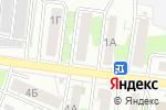 Схема проезда до компании Красное & Белое в Белгороде
