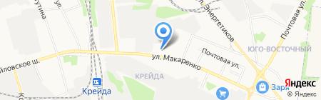 Продукты №35 на карте Белгорода