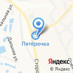 Кондитер на карте Белгорода