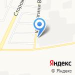 Энерго на карте Белгорода