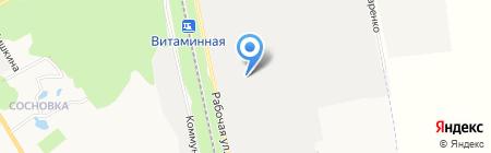 МегаПринт на карте Белгорода