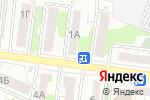 Схема проезда до компании Антарес в Белгороде