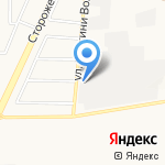 Фабрика диаграммных бумаг на карте Белгорода