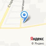 Интелсети на карте Белгорода