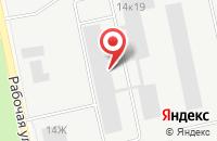 Схема проезда до компании БелЮжкабель в Белгороде