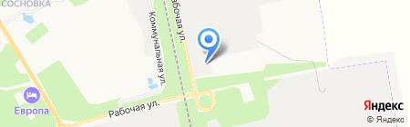 ПРОпейнтбол на карте Белгорода
