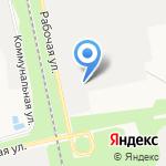 Белгородский Завод Полимерных Контейнеров на карте Белгорода