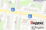 Схема проезда до компании Зелёная грядка в Белгороде