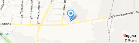 Гидроинжстрой-ЮГ на карте Белгорода